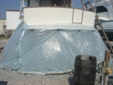 boat tent