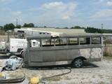 Lake Norman Soda Blasting Bus
